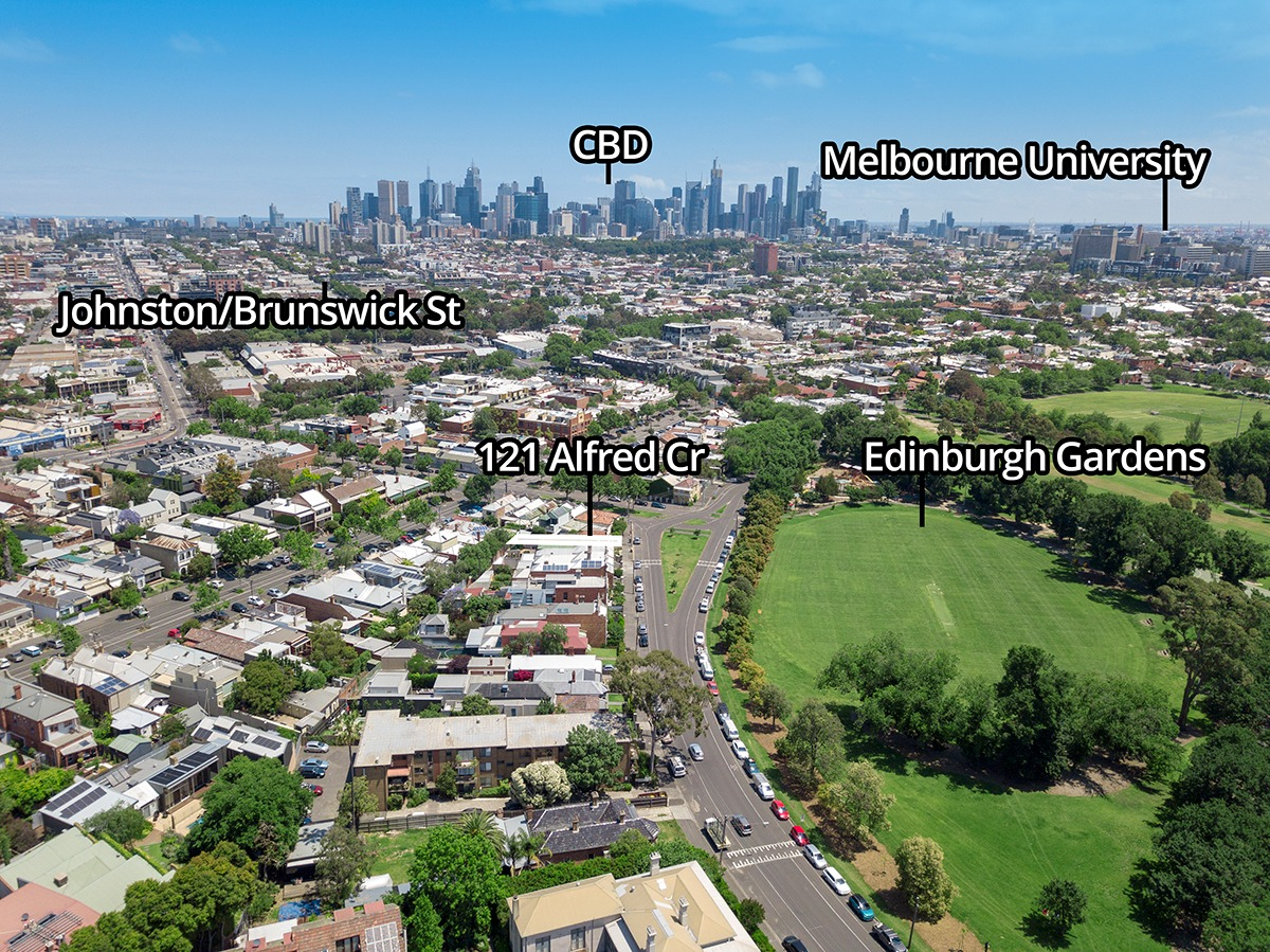 drone photography of real estate in Melbourne
